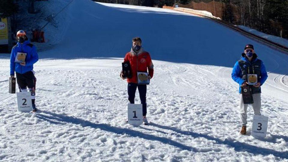 Podio_Andrea_Bertoldini_Slalom_Abetone
